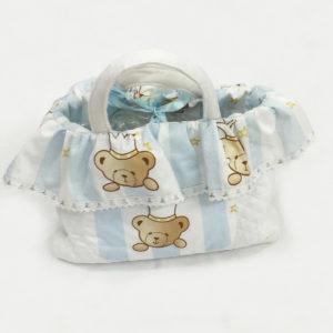 Borsa clinica neonato per mamma Orsacchiotti