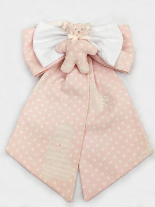 Fiocco-nascita-bimba-rosa-con-peluche-orsacchiotto