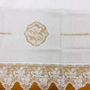 Asciugamano ricamanto Prestige di Maria Galantino (2)