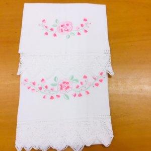 Asciugamano ricamanto Prestige di Maria Galantino (3)