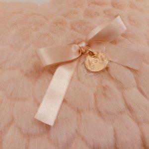 Cuscino Cuore Liu Jo rosa Prestige di Maria Galantino