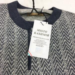 dettaglio-pigiama-uomo-grigio-scuro-fantasia