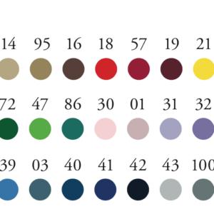 varianti colore completo letto