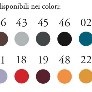 varianti colori tappeti e lavette